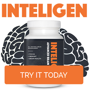 InteliGen - Advanced Brain Formula