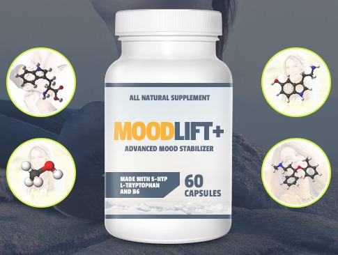MoodLift+ To Enhance Mood, Energy And Mental Clarity