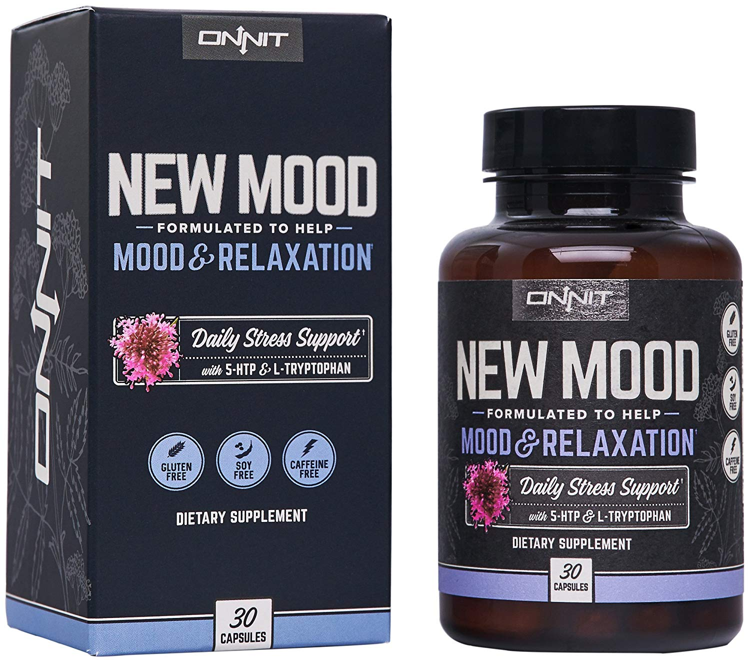 New Mood - Formulated To Help Mood & Relaxation